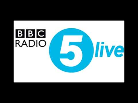 BBC Radio Five Live Launch - March 1994