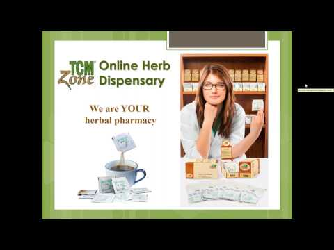 Video Tutorial on TCMzone Herbal Dispensary