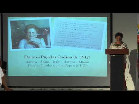 The politics of location: Caribbean perspectives 2 – Archives in the Diaspora –Lillian Manzor, Unive