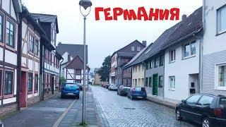 ГЕРМАНИЯ: Путешествие БЕРЛИН-ХОЛЬЦМИНДЕН на машине АРЕНДА АВТО Ночной автобан! Рум Тур Немецкий дом