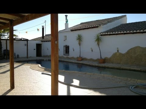 STUNNING DETACHED COUNTRY HOUSE Alhama de Murcia by Fuente Alamo Real Estate