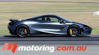 2018 Mclaren 720s Review | motoring.com.au