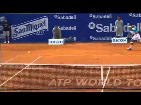 Nadal Wins Sixth Barcelona Title In 2011 Final Highlights