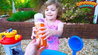 Best Toddler Learning for Kids Learn Colors Disney Pixar Finding Dory Toys Orbeez & Genevieve!