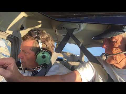 Full Video: Mayor Tory flies with Darryl Dahmer in Skymaster One