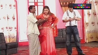 Best of Tahir Anjum and Megha || New Pakistani Stage Drama || Full Comedy Clip 2018