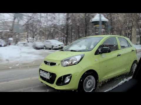 Kia Picanto - авто для города и лысых блондинок