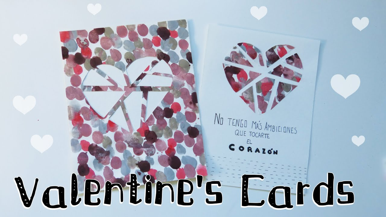 Valentine s card handmade gifts for boyfriend and girlfriend