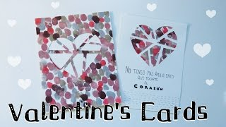 Valentine's Card. Handmade gifts for boyfriend and girlfriend