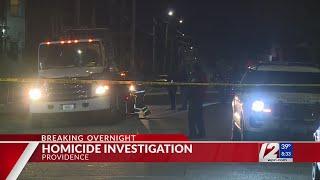 Man, 30, fatally shot in Providence overnight