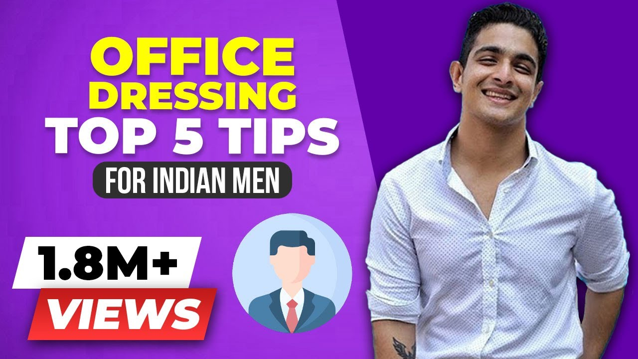 43b23f9a3cc Formal Clothing   Office Dressing Tutorial for Men - Top 5 tips ...