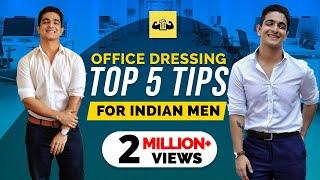 Formal Clothing / Office Dressing Tutorial for Men - Top 5 tips | BeerBiceps Men
