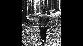 Martin Heidegger liest Friedrich Hölderlin 1961 Text : http://nussb...