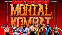 Mortal Kombat (Arcade) Playthrough