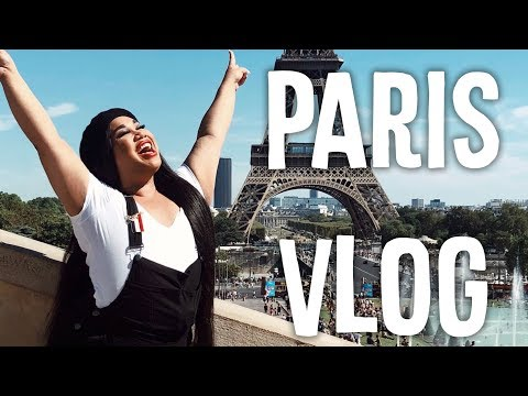 My Paris Travel Vlog | PatrickStarrr