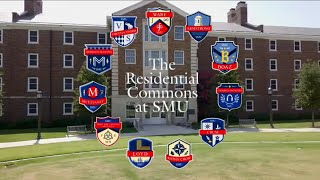 The Residential Commons System at SMU
