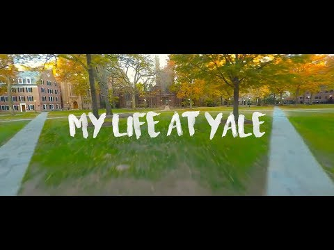 A REFLECTION ON MY FIRST MONTH AT YALE!!!