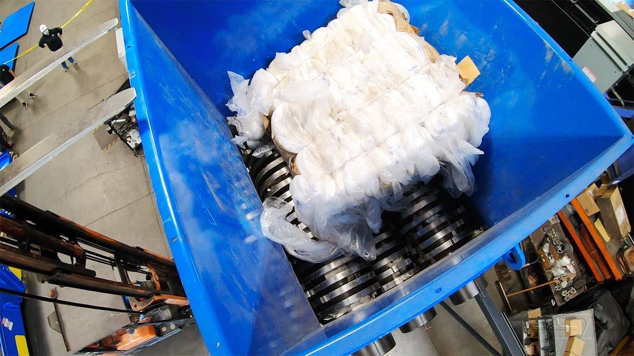 PLASTICS: Plastic Film Bale (T140)