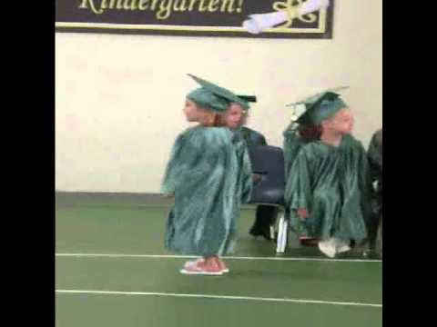 Wee Graduate - Kindergarten Graduating Class of 2012 - Franklin Towne Charter Elementary School