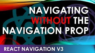 Createstacknavigator Not Working