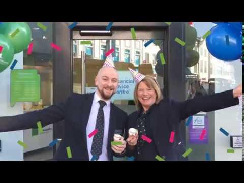 Cash ISA - Happy 20th Birthday - Newcastle Building Society