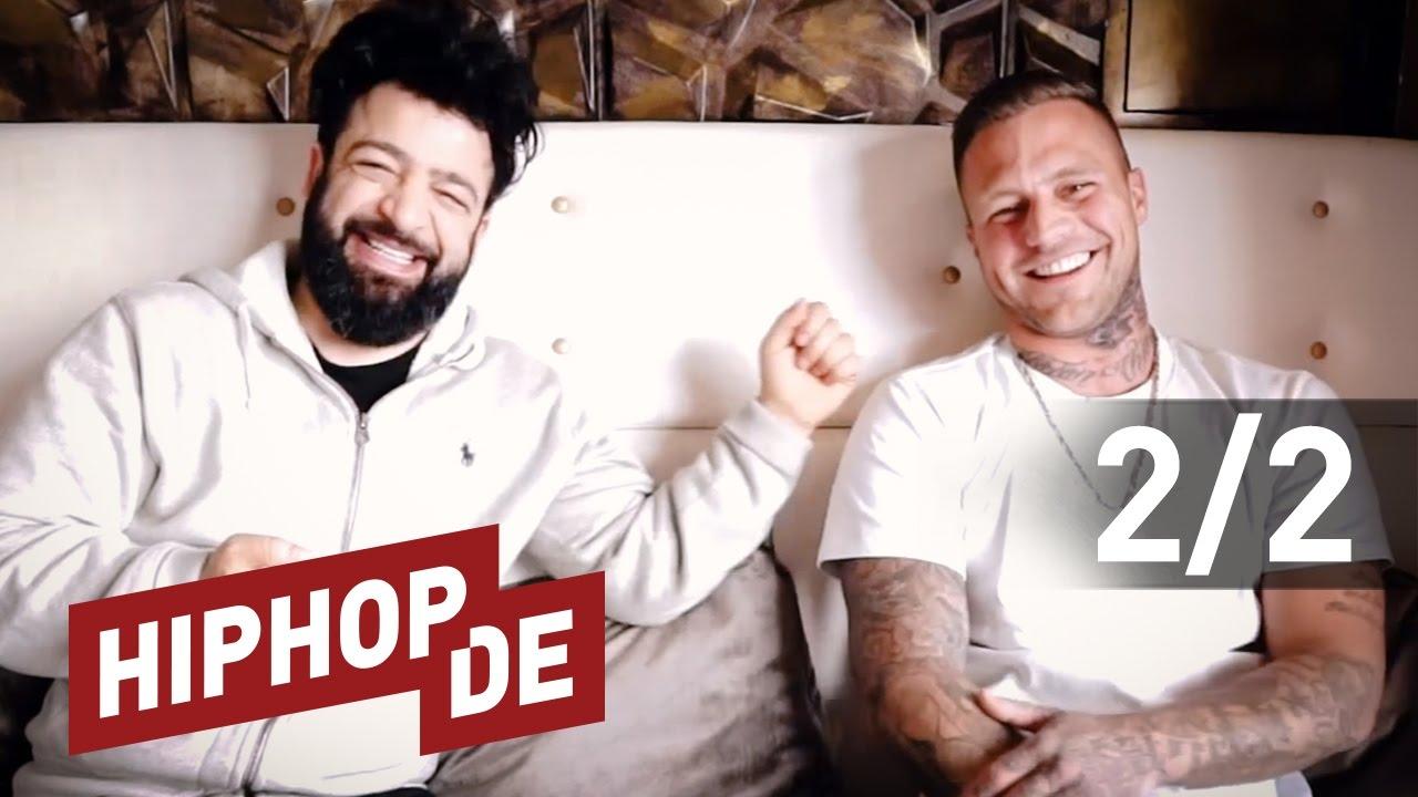 "Kontra K: Fanfragen, ""sein"" Tiger Elsa, Bonez MC, Azad, Tattoos ... - Kontra K Tattoos"