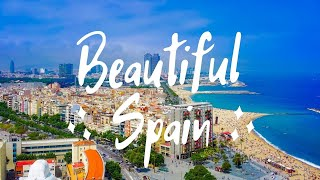 SPAIN Tour Guide   Attractions - Facts - Expenses   HD
