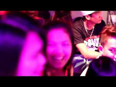 Brown 101 1st RAP Concert at Focus Disco Bar Chungshan Taipie