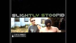 Slightly Stoopid - Runnin  With A Gun