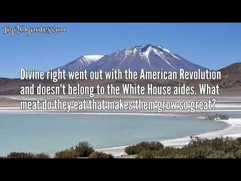 🏹 Top 20 Quotes Of Sam Ervin - American Politician