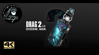 Voopoo Drag 2 Kit con UFORCE T2