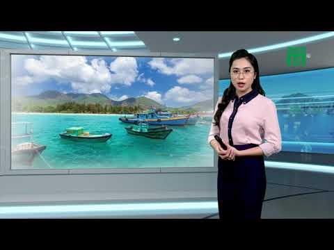 Thời tiết biển 20/03/2019: Vịnh Bắc Bộ có gió cấp 5, giật cấp 6, sóng biển cao 2m | VTC14