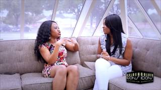 Emma Nyra on Dating Rumors, Iyanya, Ubi - Exclusive Interview with Golden Icons