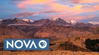 Secrets of the Sky Tombs Preview   NOVA