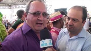 Dr Charles: Convênio com a Tropical Nordeste vai arborizar Avenida de Contorno em Limoeiro.