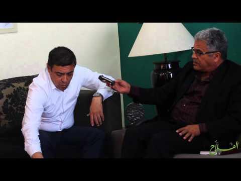 """حوار حصري مع مندوب الملتقى الدولي للفلاحة مكناس """" جواد الشامي"""