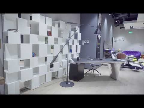 Discover Roche Bobois's showroom in Ekaterinburg, Russia