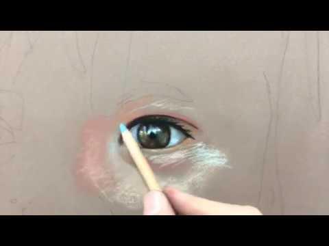 Real time Drawing -  Hyperrealistic Art - Millani