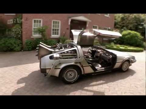 Keith Lemons's Lemon La Vida Loca Delorean Time Machine