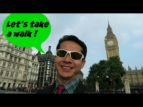 London travel tips (part 2), a sightseeing guide