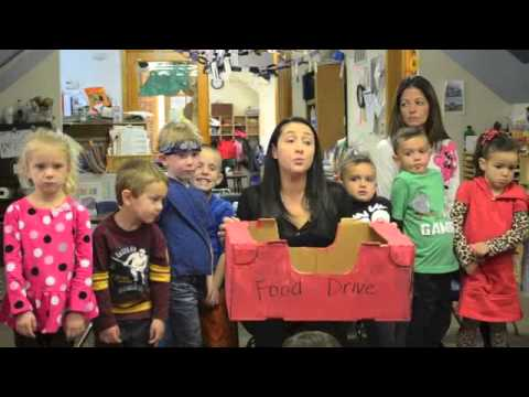 STORYTIME - What's a Food Drive? - Turtle Creek Learning Academy - Ms. Rescigno