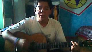 Ricardo Arjona - Duele Verte cover guitarra