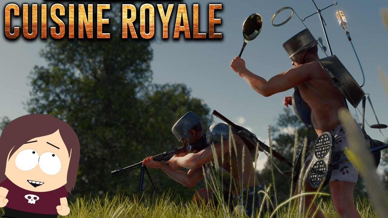 Cuisine Royale How To Heal Exotic Kev215rvx S Live Ps4 Broadcast Youtube Gaming
