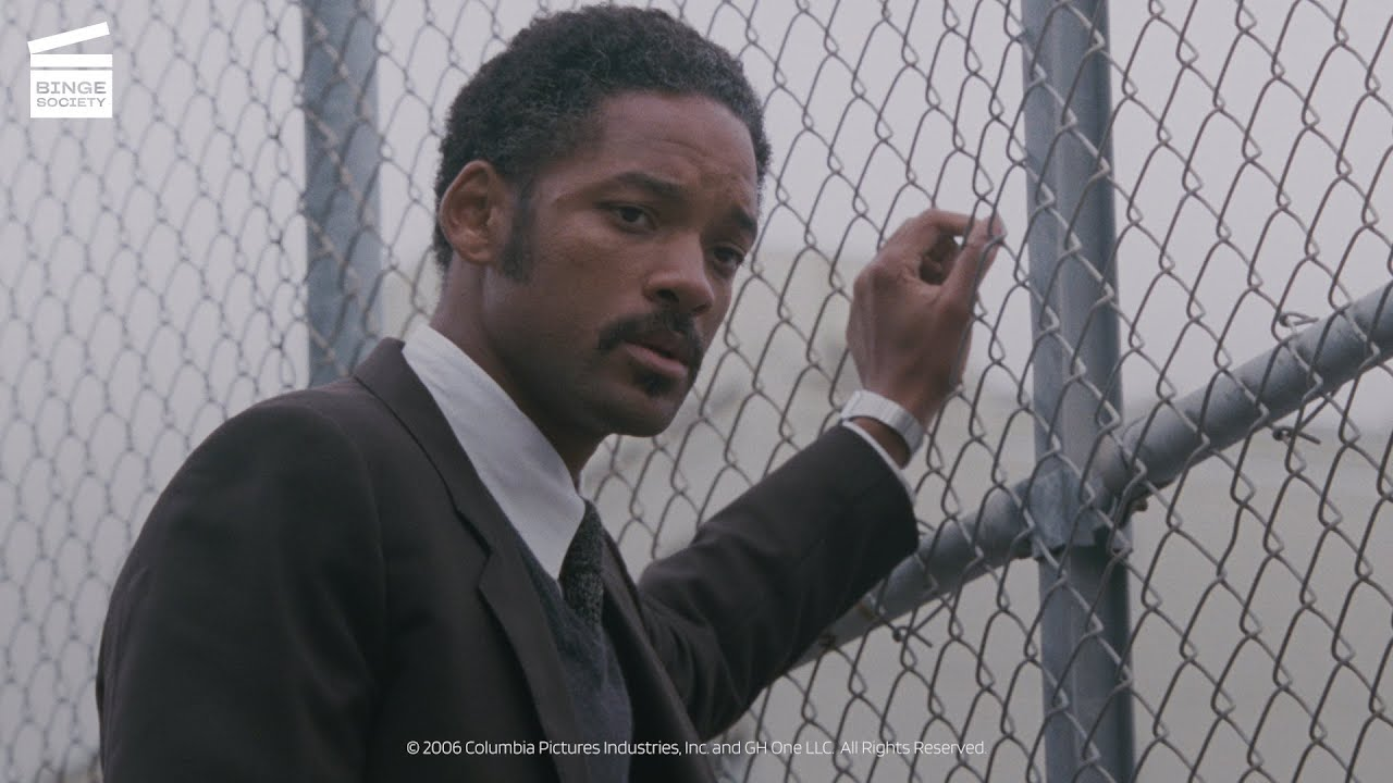 Download The Pursuit of Happyness: Life lessons HD CLIP