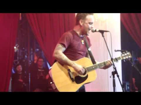 Dave Hause - Jane (live, The Loved Ones song) - Groezrock Festival 2012, Belgium, 29 April 2012