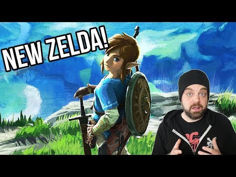 NEW Zelda Coming to Nintendo Switch  Heres What We Know!  RGT 85