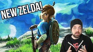 NEW Zelda Coming to Nintendo Switch - Here
