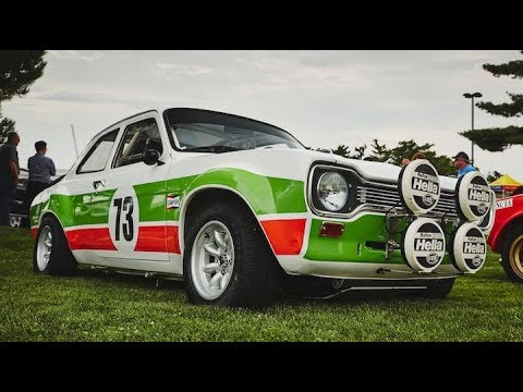 9dbe6d4a01 1973 Ford Escort Mk1 RS1600 - One Take - YouTube