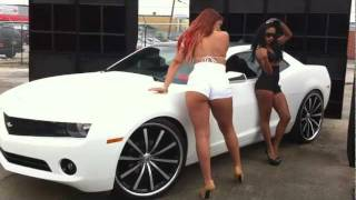 Ace Hood video shoot My Speakers