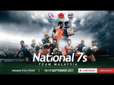 NATIONAL 7s - FINAL- MEN U20 - LABUAN VS KELANTAN